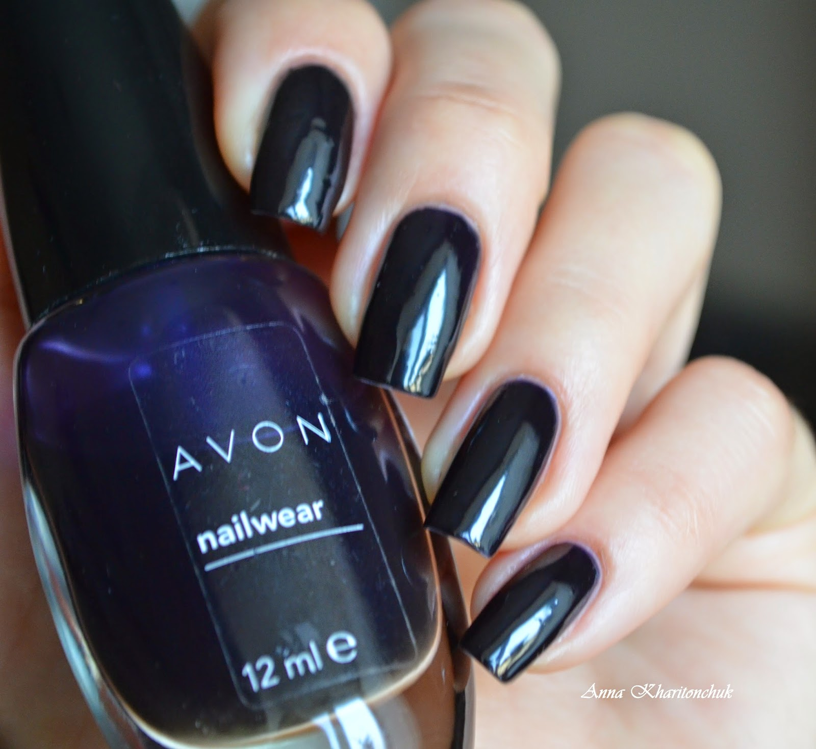 Avon Warm Black