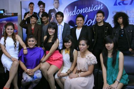 kontestan idol 2012