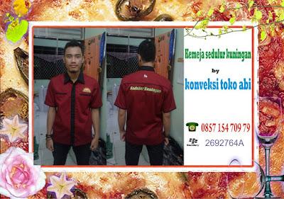 Jual Seragam Kerja di Jakarta Barat: Grogol, Jelambar Baru, Jelambar, Tanjung Duren Selatan, Tanjung Duren Utara, Tomang, Wijaya Kusuma