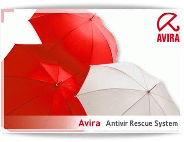 تحميل اسطوانة الانقاذ من افيرا Avira Rescue System 13.08.01.01