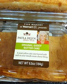Paula Deen Treats