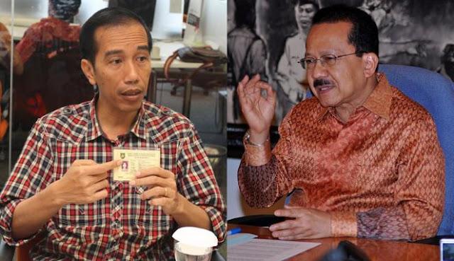 Pemilukada DKI Jakarta : Jokowi Ahok Ungguli Foke Nara