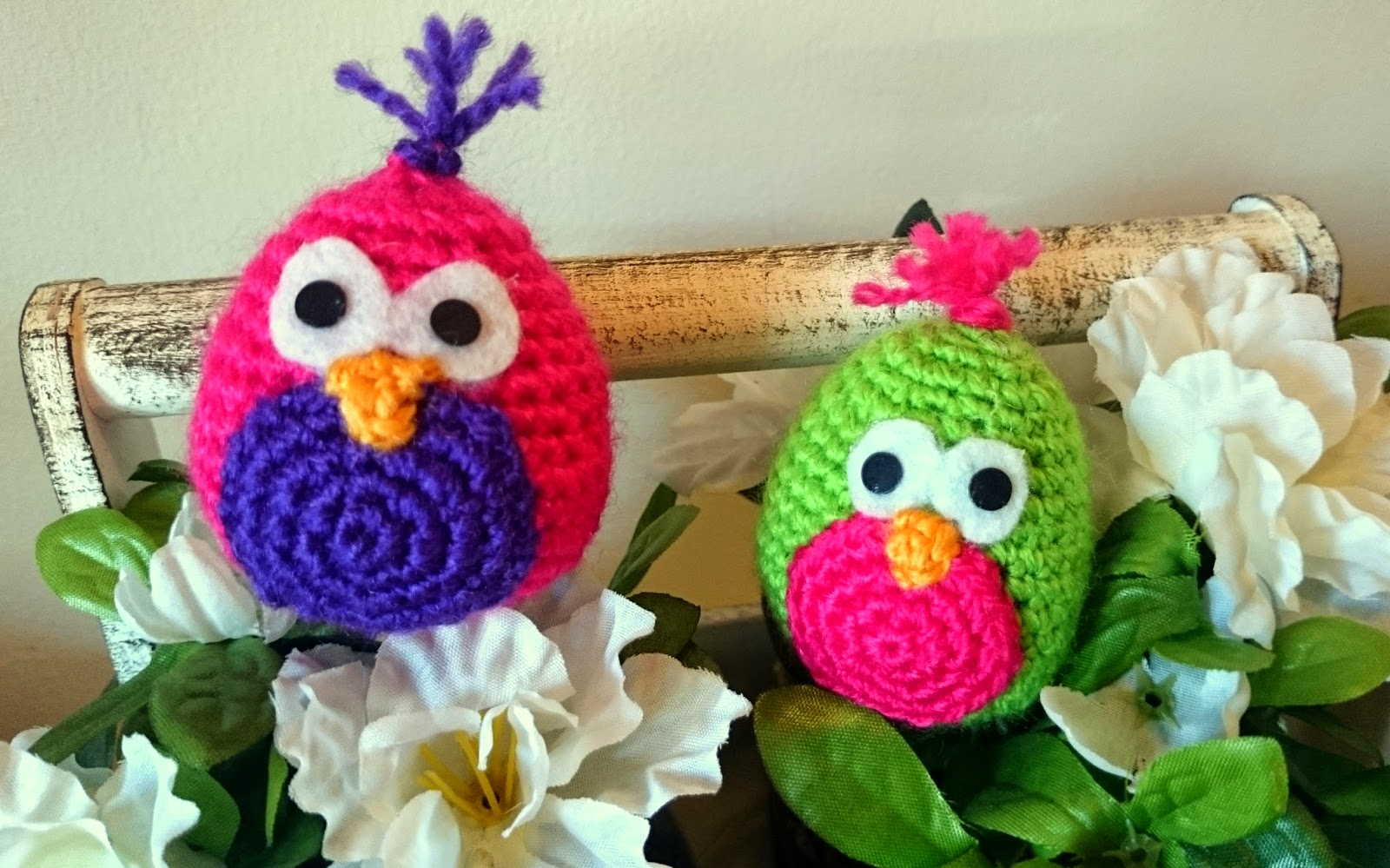 AWESOME NEEDLES: AMIGURUMI POLLITO: V?DEO TUTORIAL