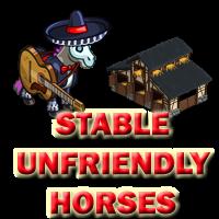 Farmville Horses The Stable Unfriendly List Farmville