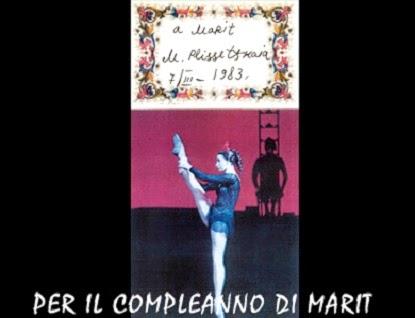 13° Articolo di MARIT BECH dal suo libro la danza classica (Esposizione dei vari metodi)