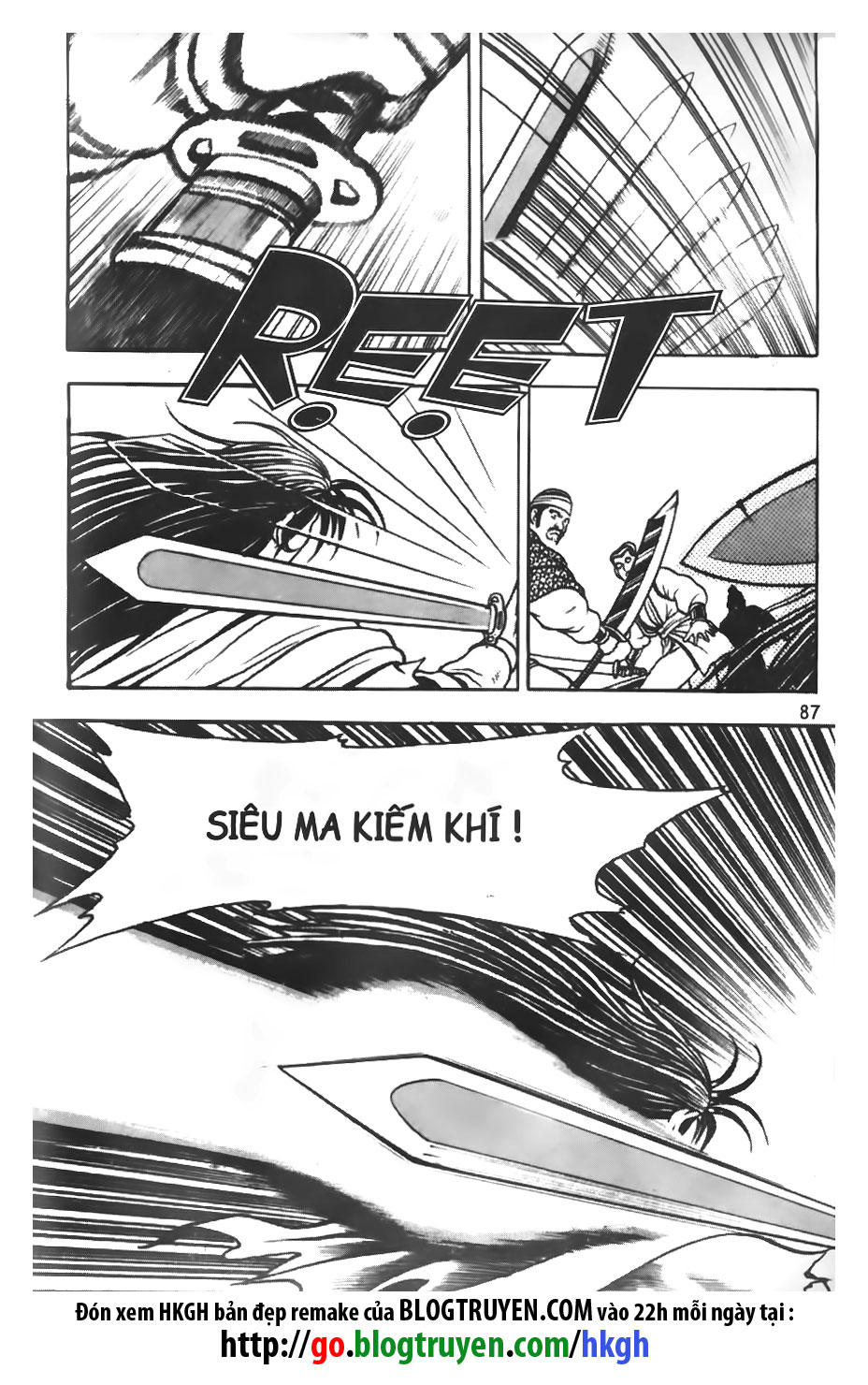 Hiệp Khách Giang Hồ - Hiệp Khách Giang Hồ Chap 073 - Pic 6