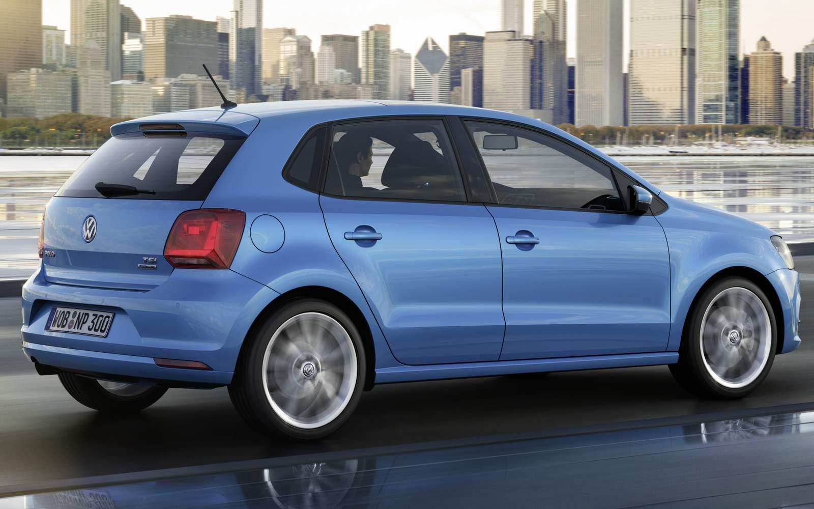 Novo Volkswagen Polo 2015