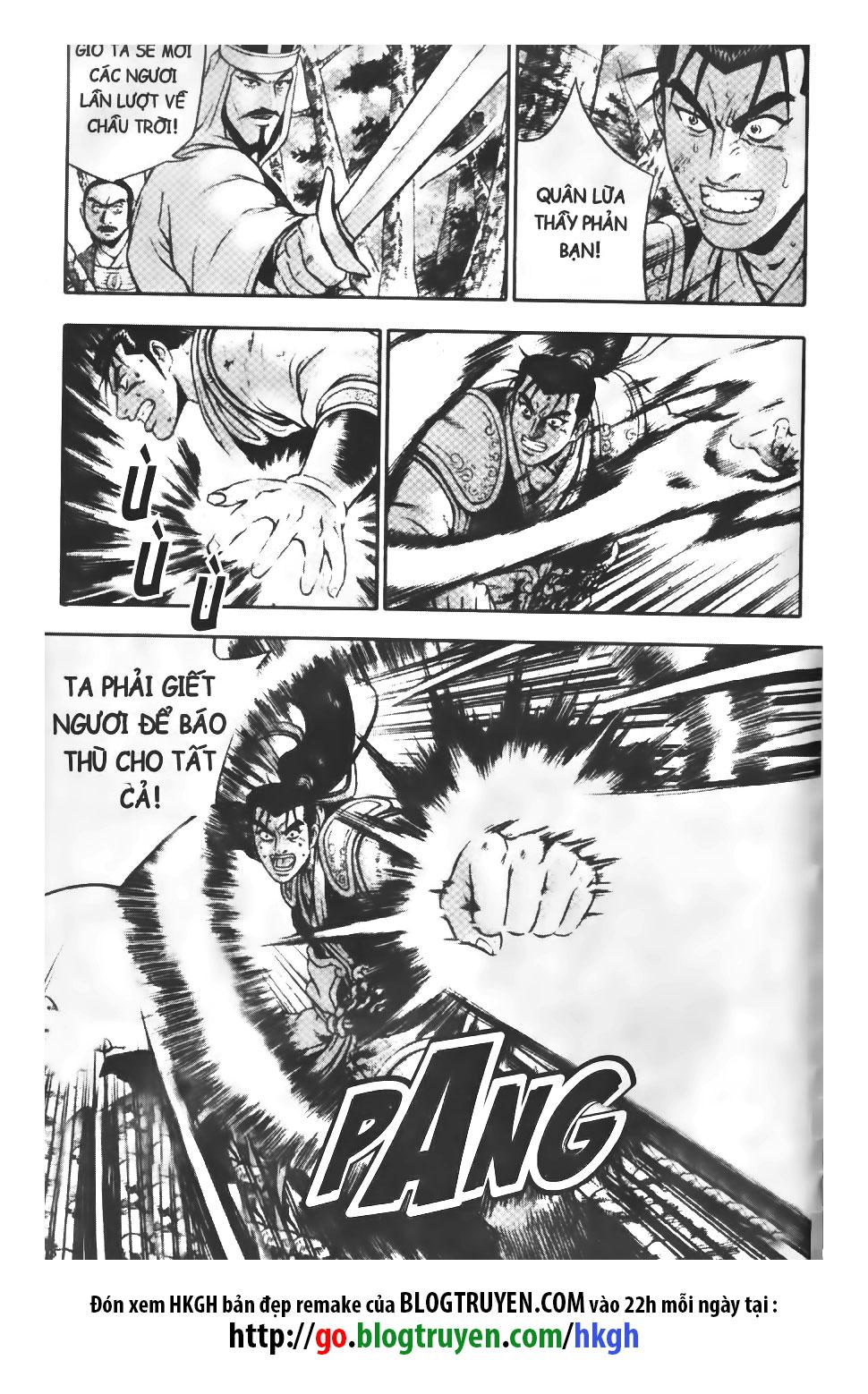 Hiệp Khách Giang Hồ chap 318 Trang 3 - Mangak.info