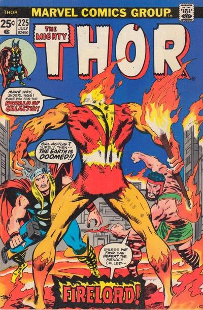 Thor #225, Firelord