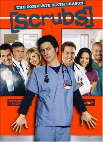 Scrubs Season 6 movie