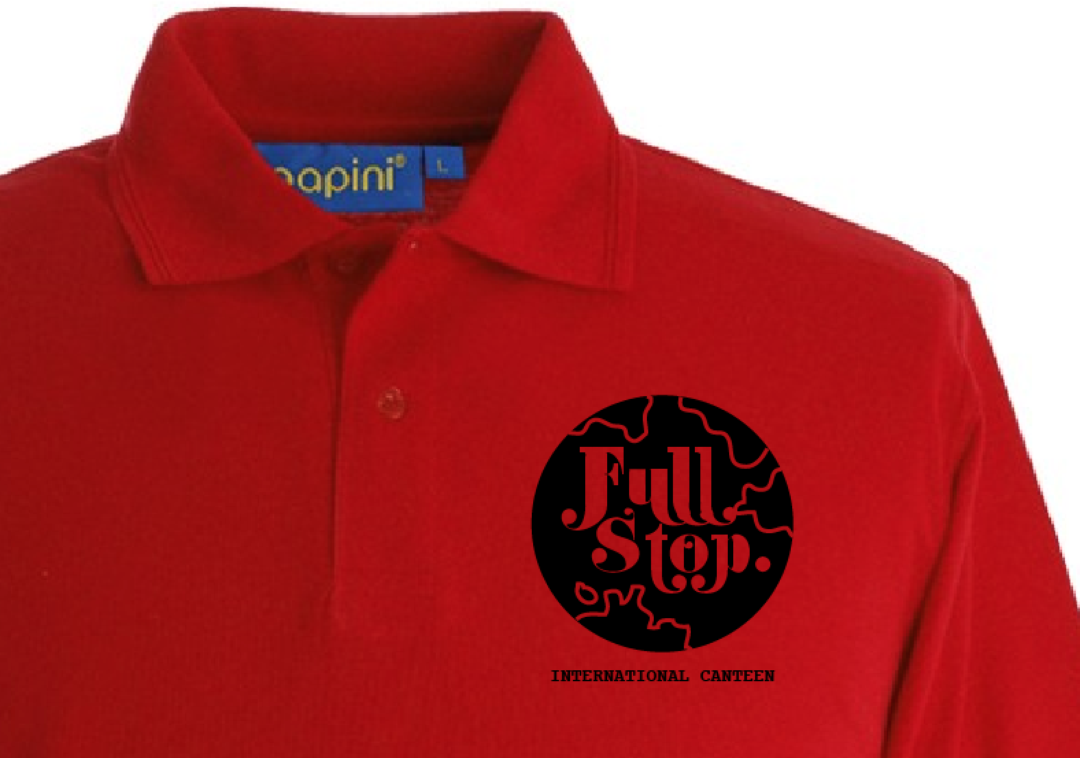 Design practice ougd504 design for print and web studio for Screen printed polo shirts