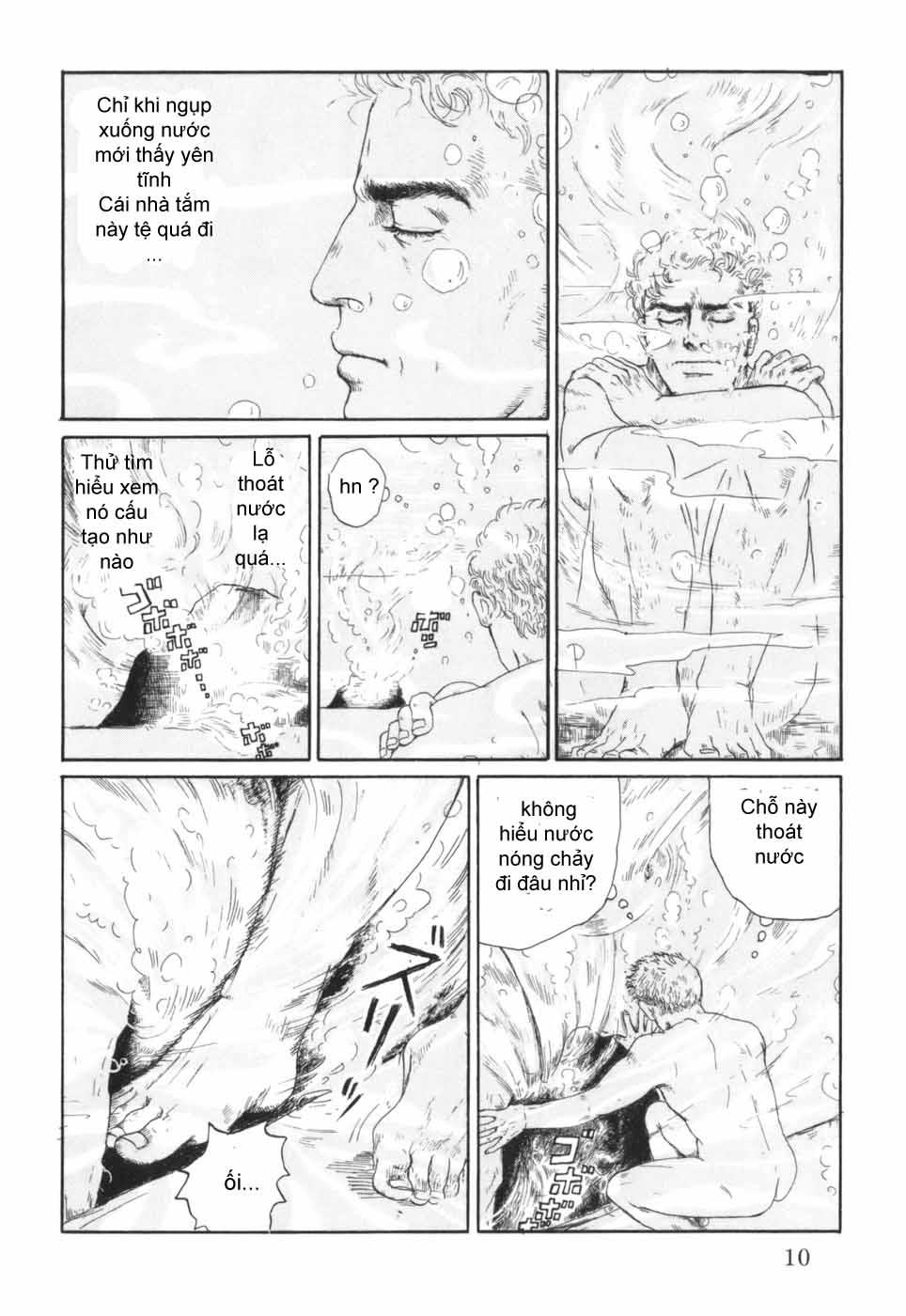 Thermae Romae chap 1 - Trang 15
