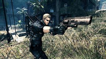 #37 Resident Evil Wallpaper