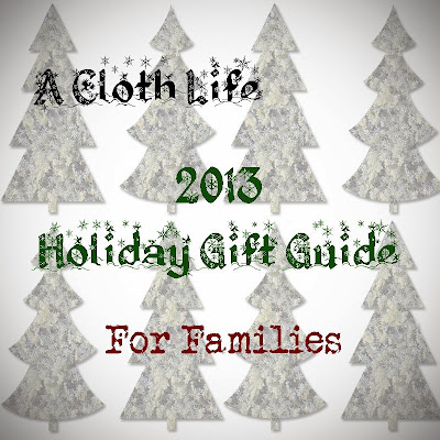 2013 holiday gift guide for families