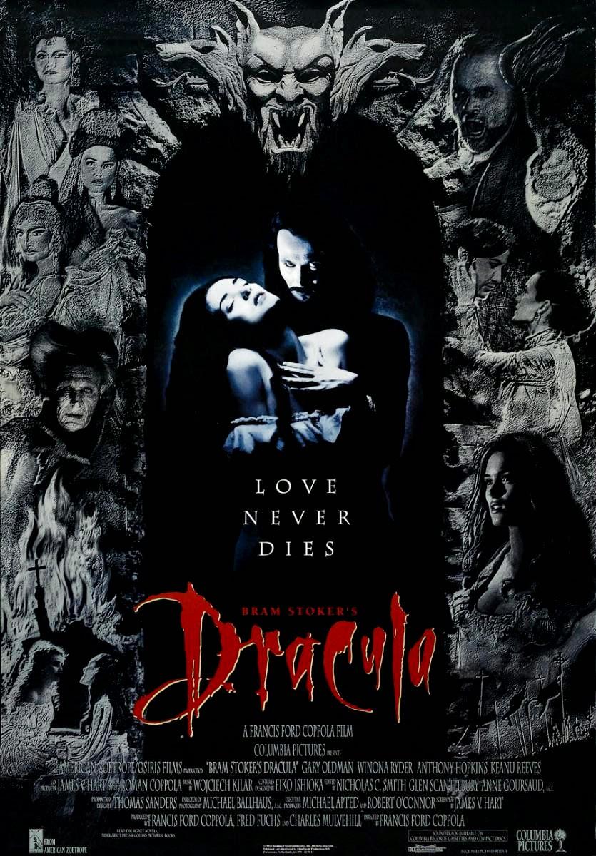 Dracula (1992) ταινιες online seires xrysoi greek subs