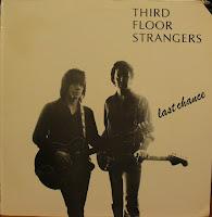 Third Floor Strangers - Last Chance (1981, Trelaine)