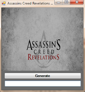 Assassins Creed Revelations Key Generator