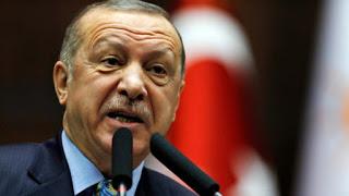 Ερντογάν: Προκαλεί με fake news και λέει