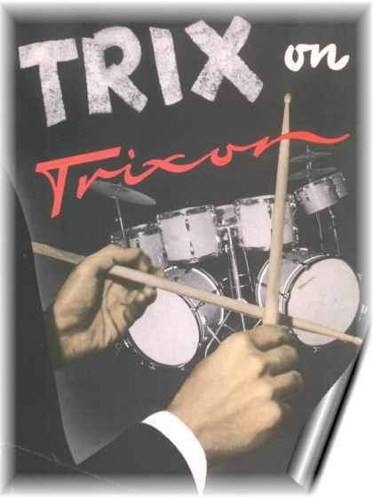 TRIX ON TRIXON