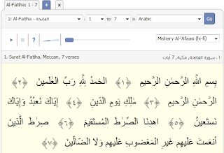 qur'an-verses di facebook