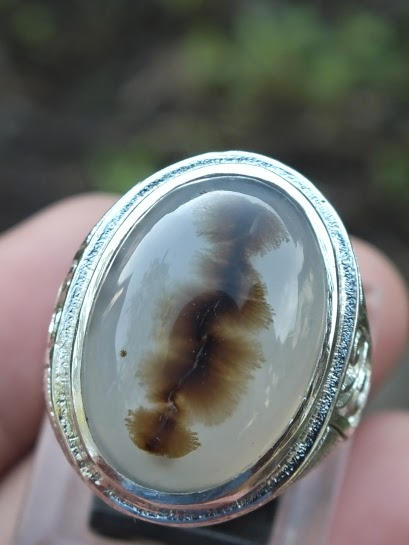 natural dendrit agate