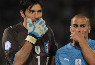 Tres campeones italianos involucrados en fraudes