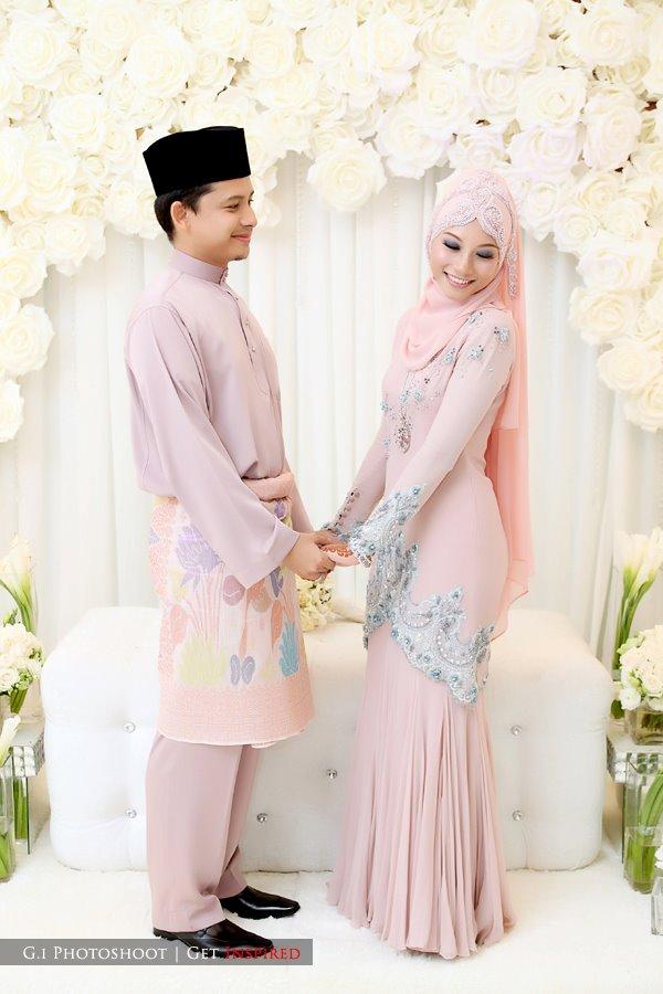 Wed Prep : Baju Akad Nikah & Bridal DONE !