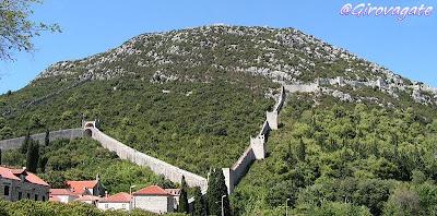 muraglia ston croazia
