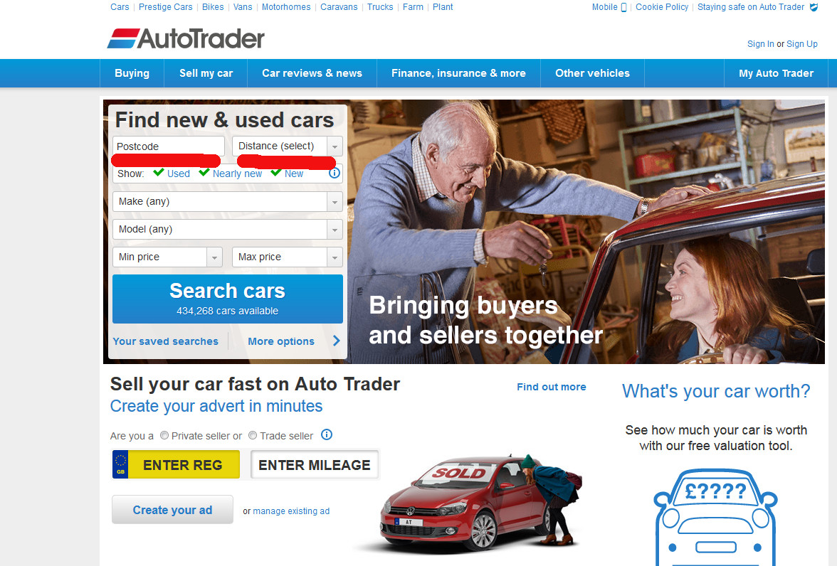 Buy Car Cyprus Autotrader