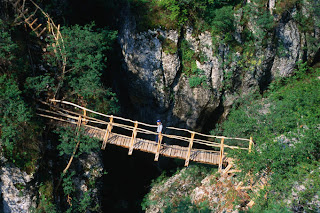 Negovanka Canyon Bulgeria