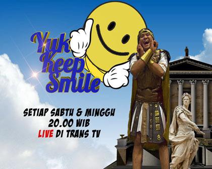 """Kumpulan Foto Pemain """"Yuk Keep Smile"""" YKS TransTV 2013"""