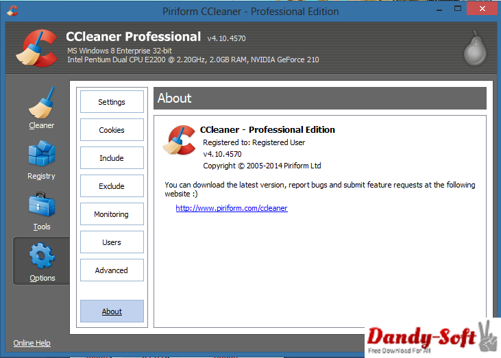 CCleaner Professional 4.10.4570 Full Version