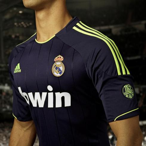 Real Madrid 2012 2013 Adidas Alternativa   Away Kit Adidas Real Madrid