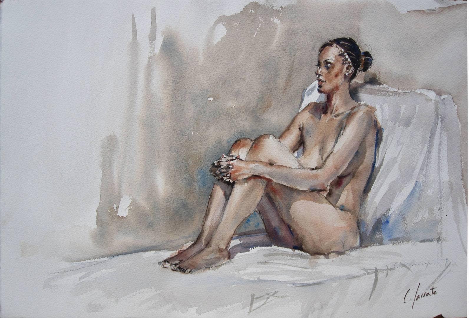 Retratos en desnudo