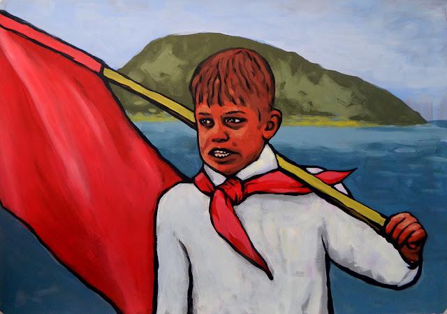 пионер крым атрек ссср лагерь галстук отдых дети