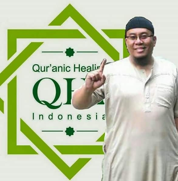 GRAND MASTER AND FOUNDER QURANIC HEALING
