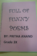 I made a collection of short, funny poems. Few of them were taken from the .