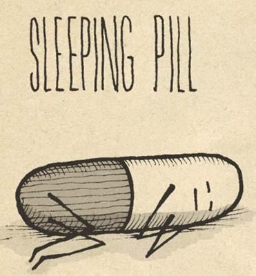 bahaya pengambilan pil tidur berlebihan