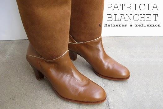 Bottes Patricia Blanchet Punkette