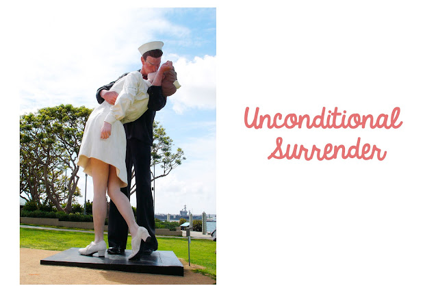 unconditional surrender kissing statue the kiss san diego