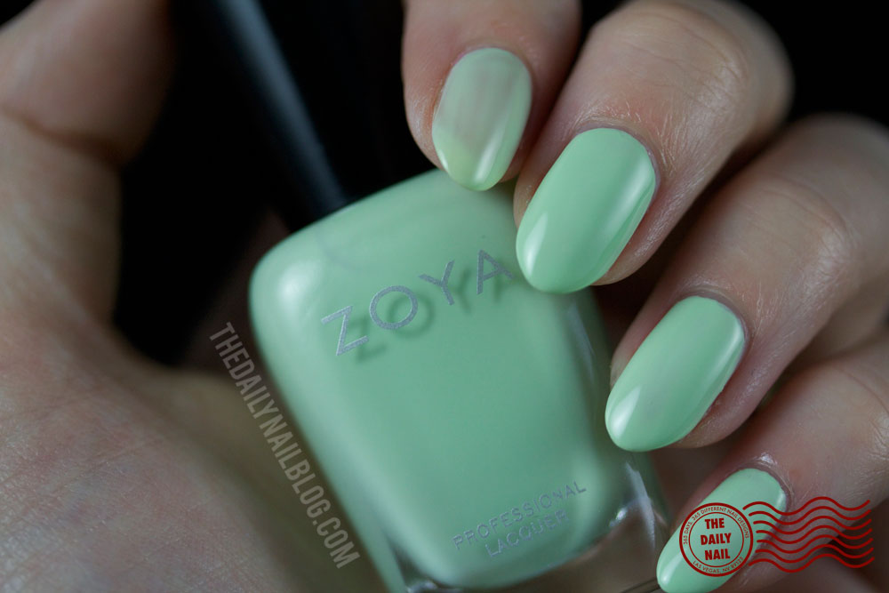 Zoya Tiana Swatch - Zoya Delight 2015 Collection - 2