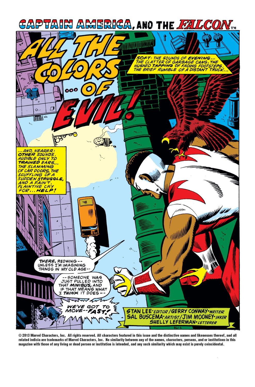 Captain America (1968) Issue #149 #63 - English 2