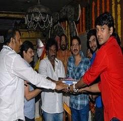 Bellamkonda Srinivas New Movie Launch Photos