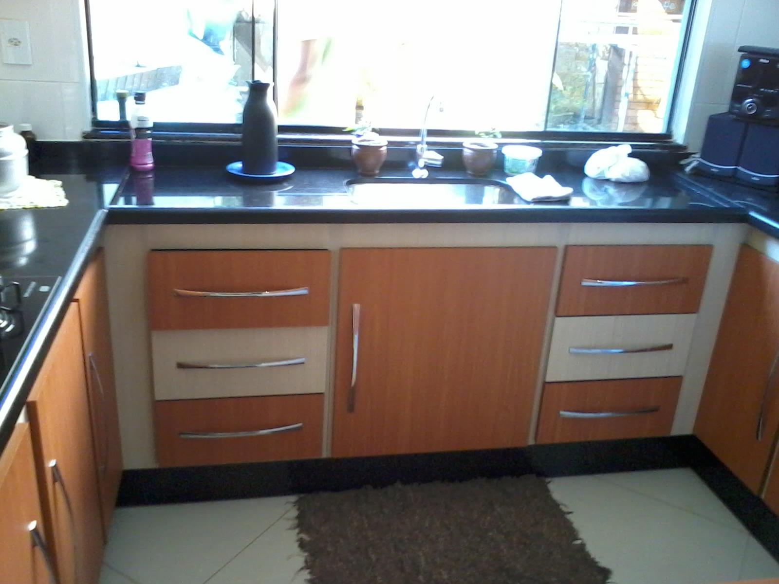 #996032 Pinheiros Marcenaria: Cozinha planejada (completo)   Bancada com  1600x1200 px Armario De Cozinha Completo Compacto #2021 imagens