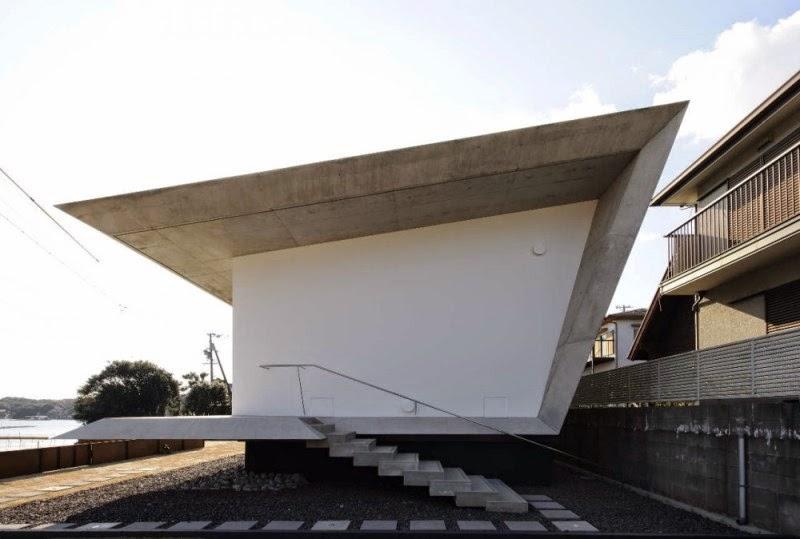 Casa en la Playa - Yamamori Architect & Associates