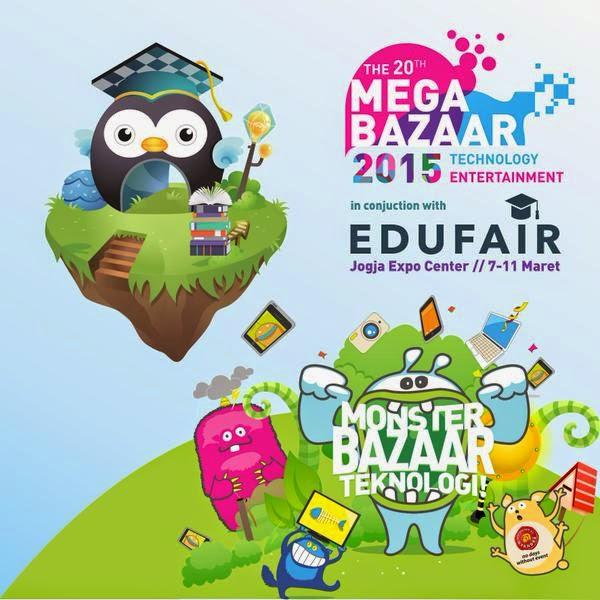 Mega Bazaar 2015 Jogja