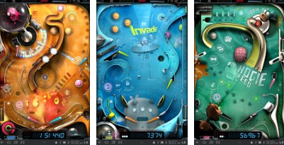 ONE STOP ANDROID SHOP...: Monster Pinball HD APK v1.0
