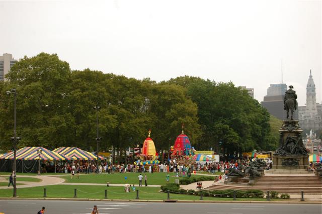 of chariotsquot  festival