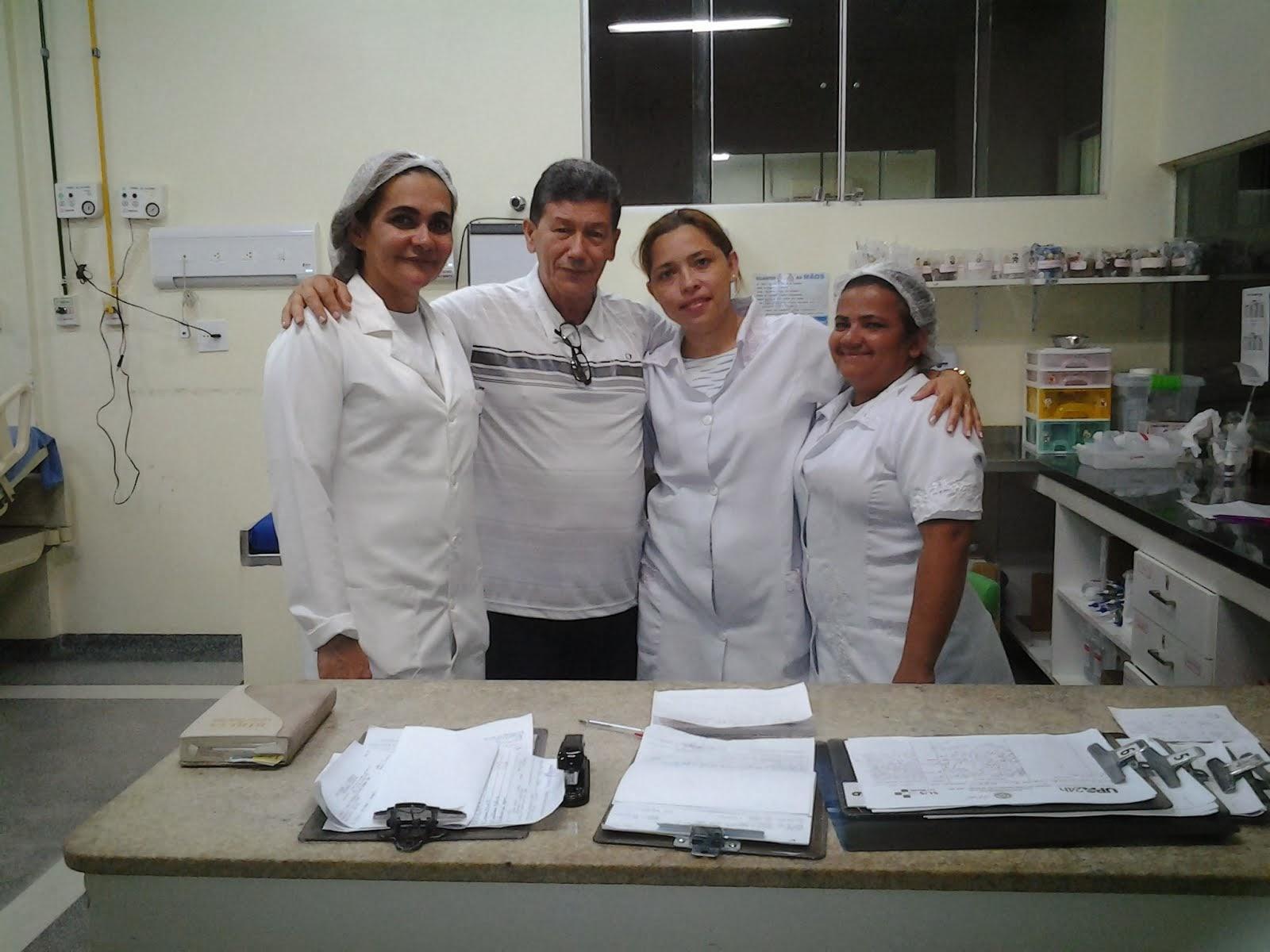 Evangelizando na UPA Rio Branco-AC
