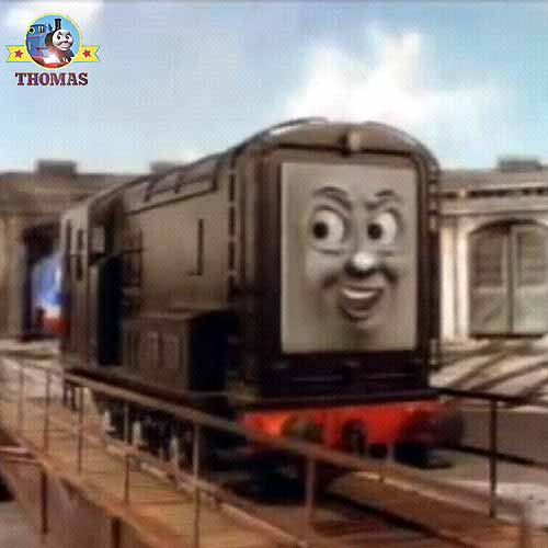 diesel thomas the tank engine - photo #1